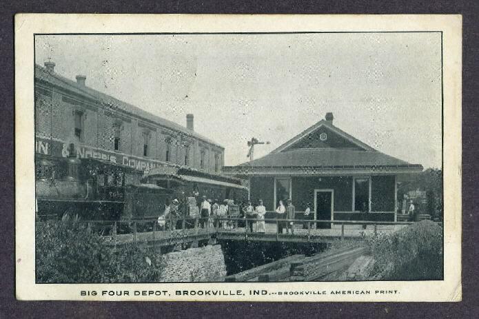 Historical sites of franklin county for Depot oldenburg