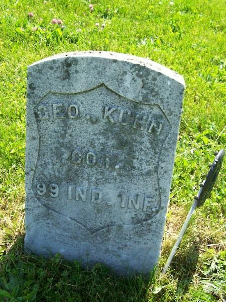 richard kuhn burial