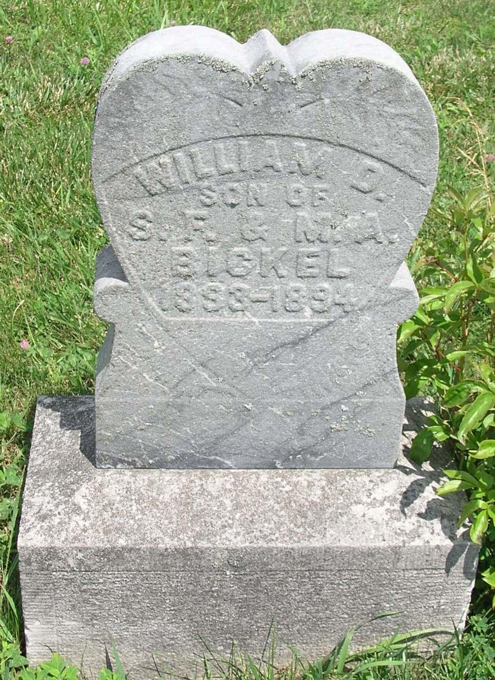 Jay County Indiana - Antioch Cemetery