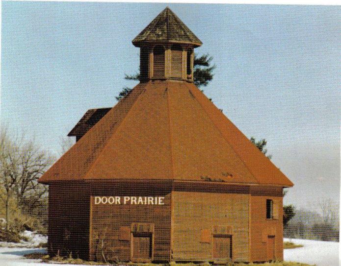 Door Prairie Barn Circa 1878