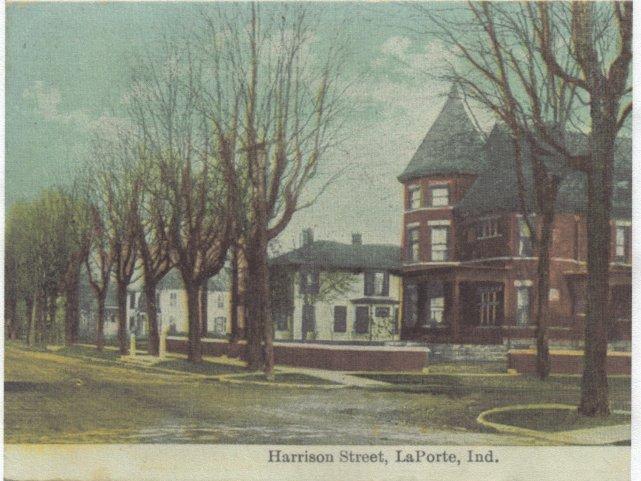 Harrison St. 1910