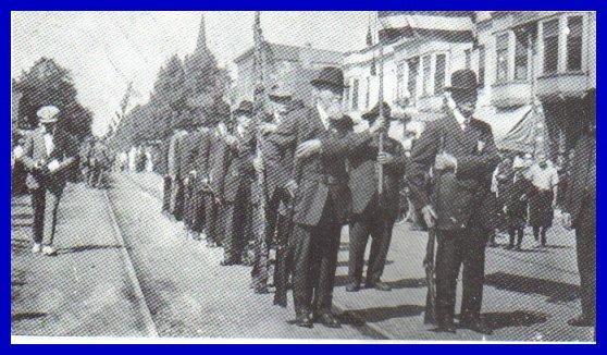 Civil War Vets Circa 1910