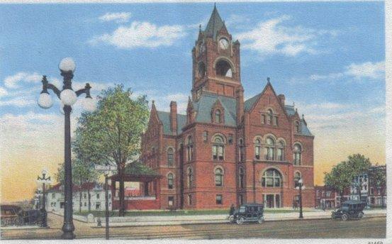 Court House La Porte