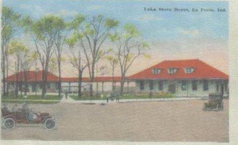 Lake Shore Depot