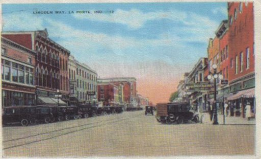 Lincolnway 1912