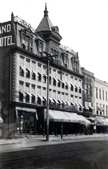 Vreeland Hotel Crica 1908