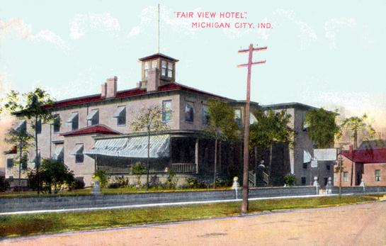 Fairview Hotel 1908