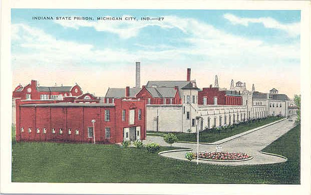 Indiana State Prison 1927
