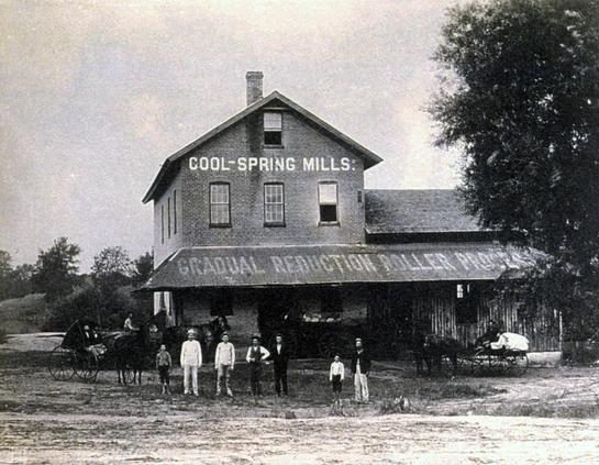 Mill 1915
