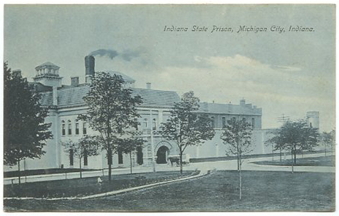 Indiana State Prison 1908