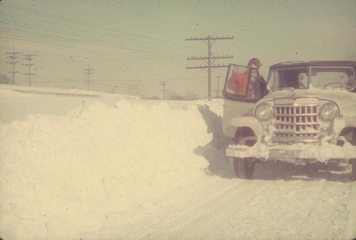 1958 snow storm