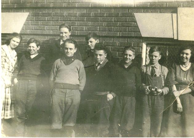 Clinton Freshman 1919