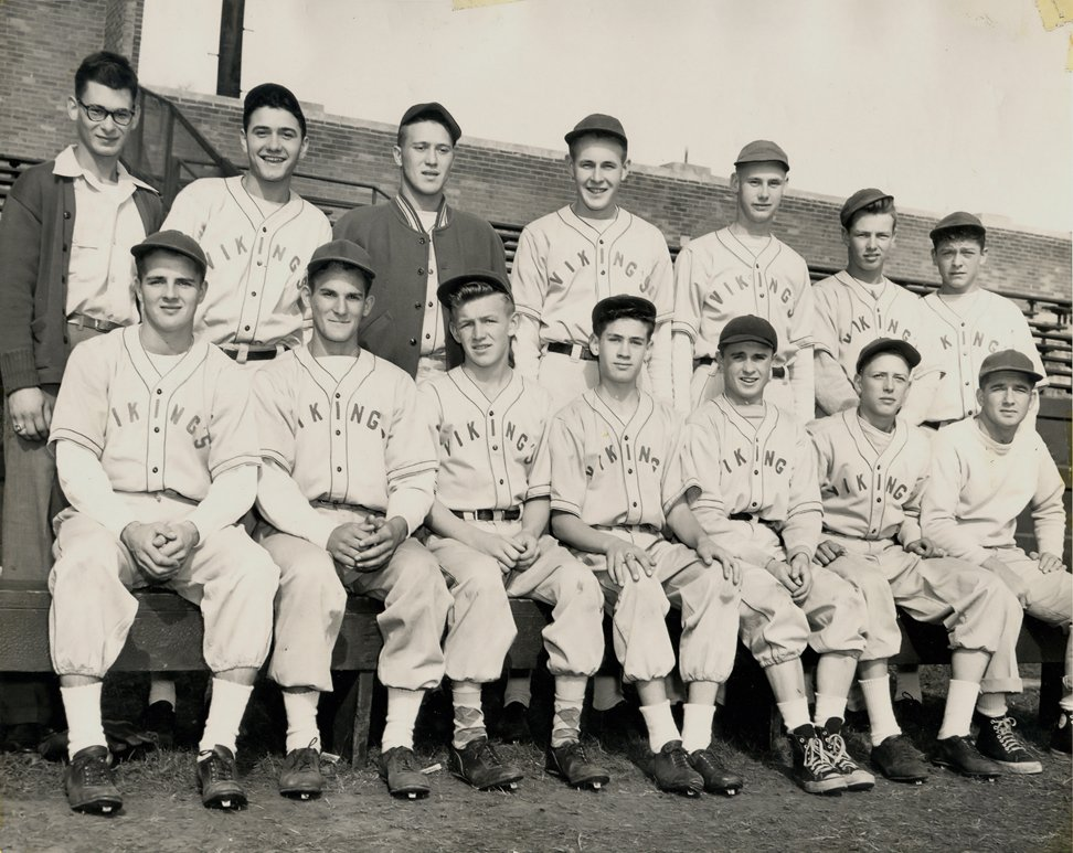 Stillwell Baseball Team 1949