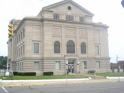 Michigan City Court House
