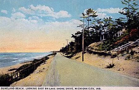 Dunelady Beach circa 1937