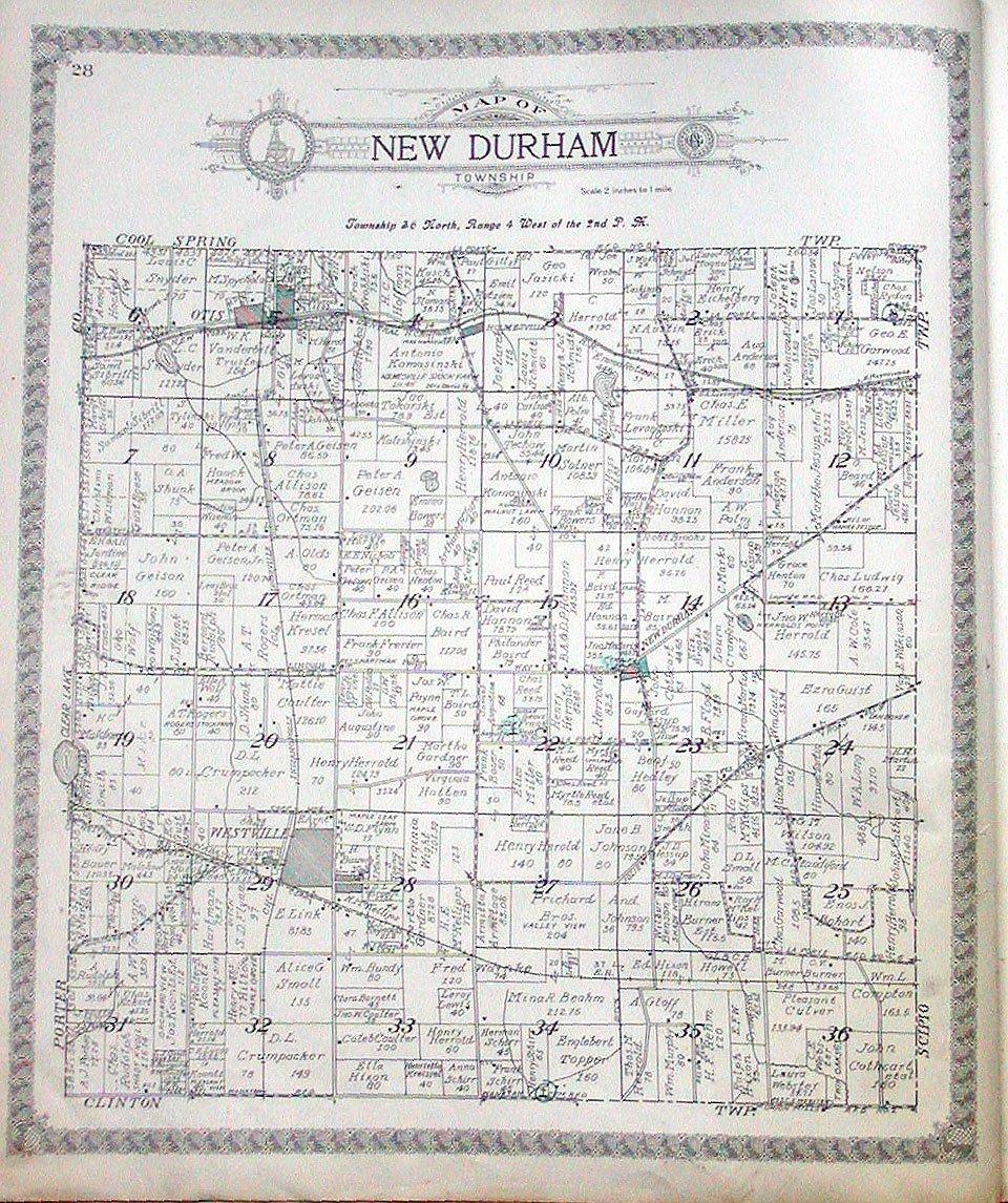 New Durham