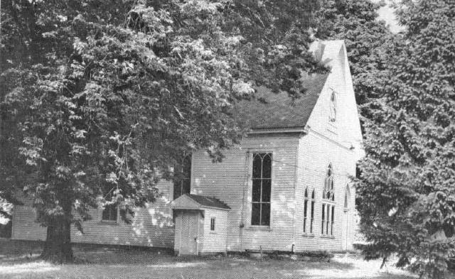 Door Village Methodist Church