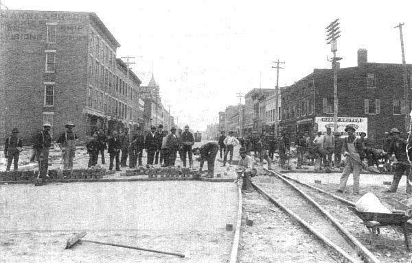 Michigan City abt 1897