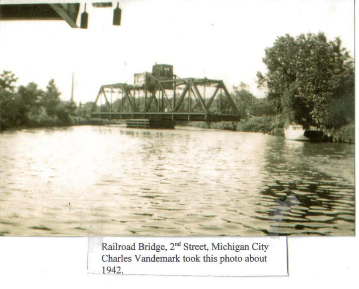 2nd Street Railraod Bridge