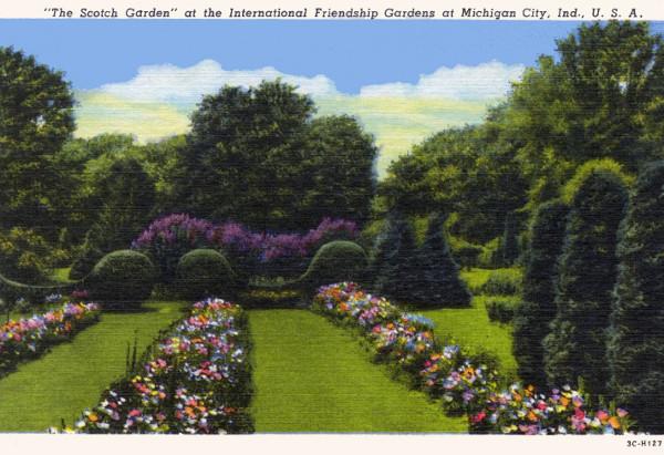 Scotch Garden