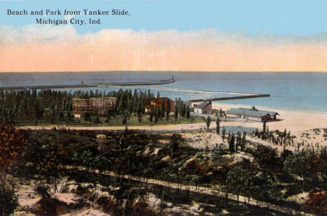 Beach and Park