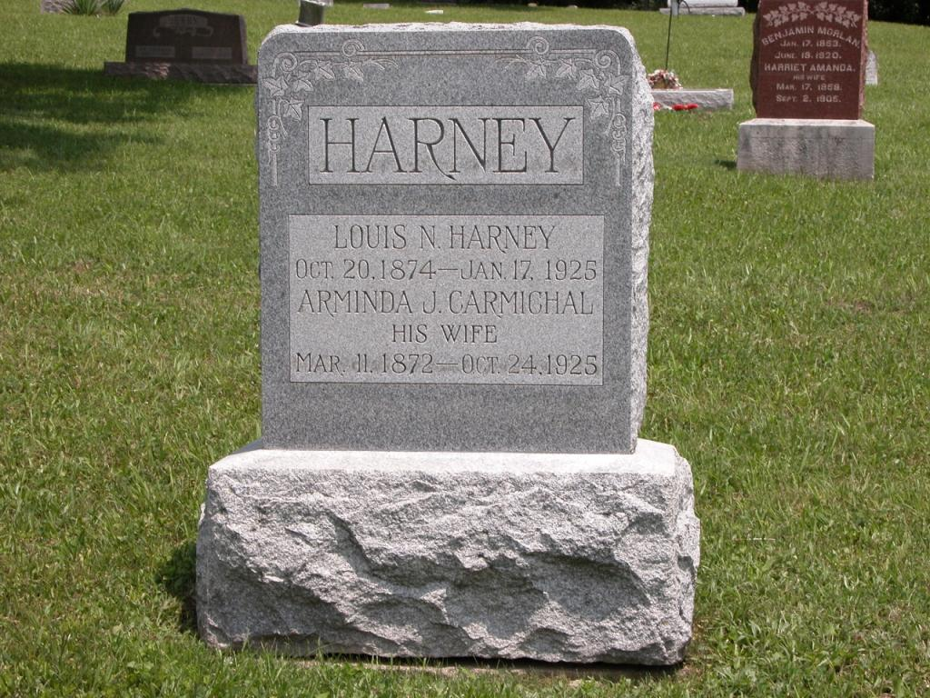 Parke County, Indiana Tombstones  Parke County, I...