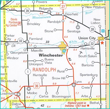 Winchester Speedway « Every County
